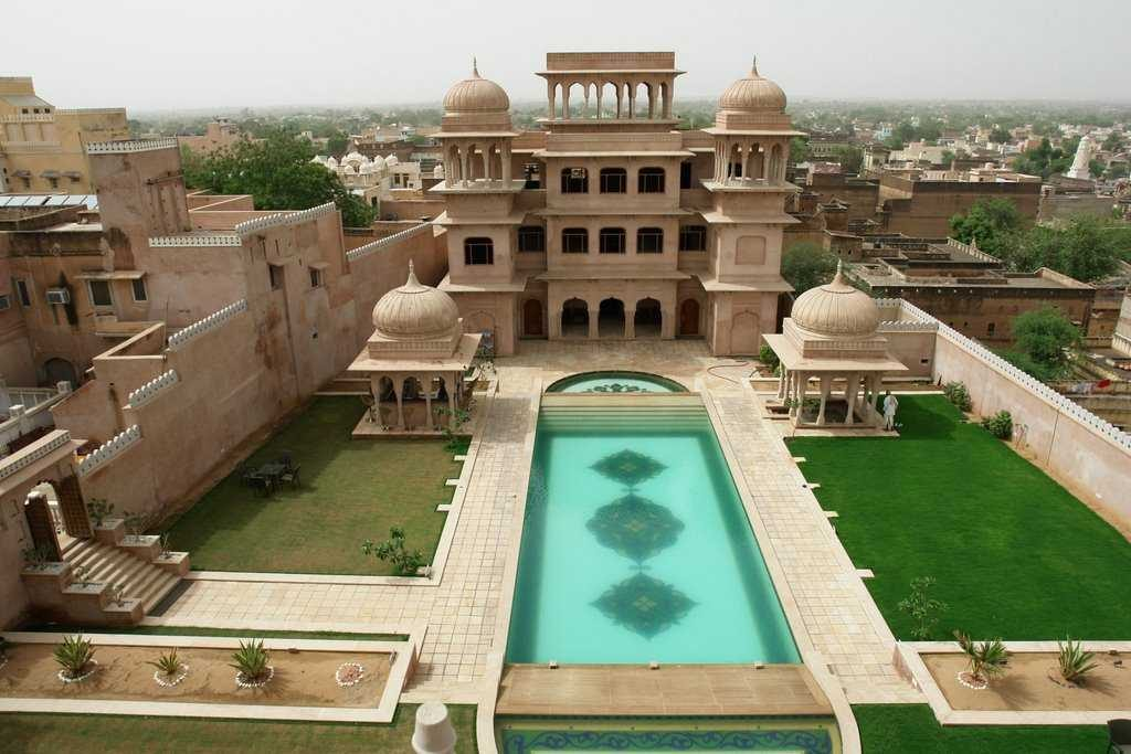 Mandawa Fort of Shekhawati