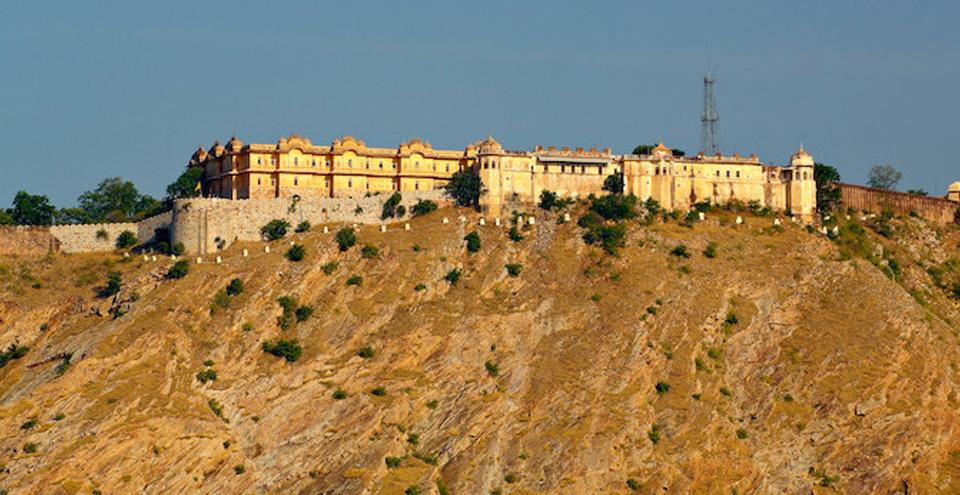 Nahargarh Fort of Jaipur