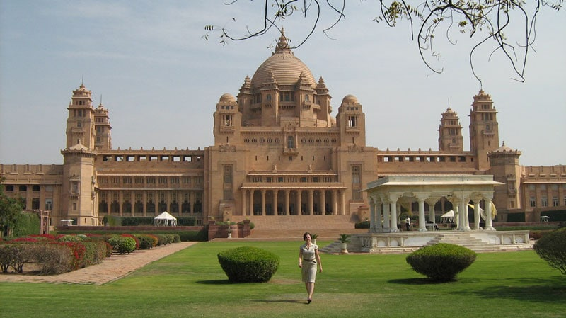 Umaid Bhawan of Jodhpur