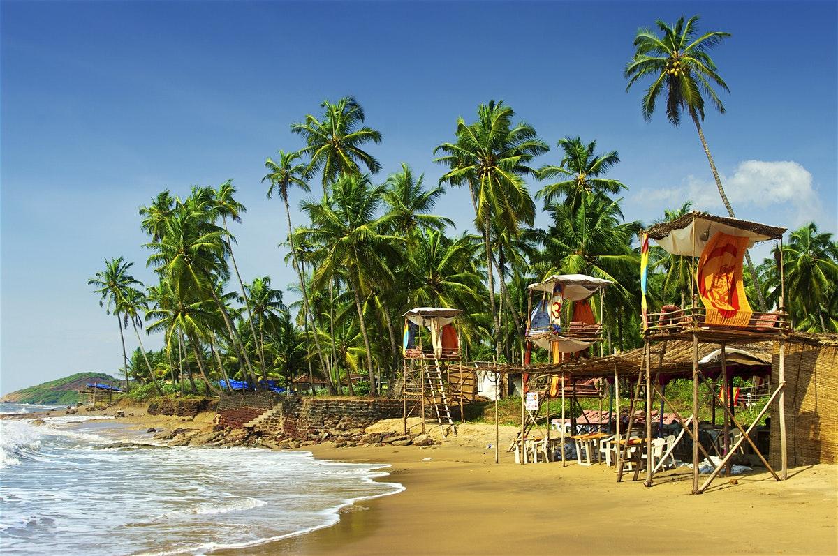 tourist destination in South India