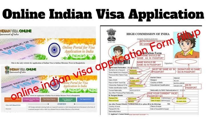 Online Indian Visa