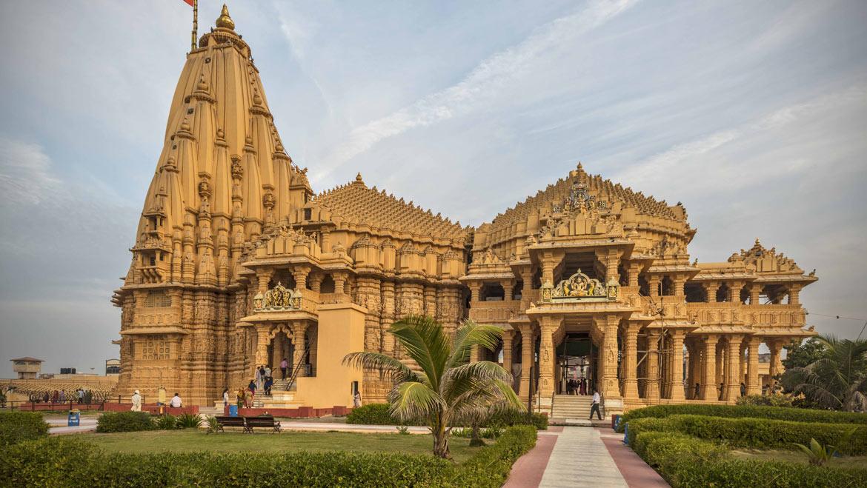 Somnath Shrine