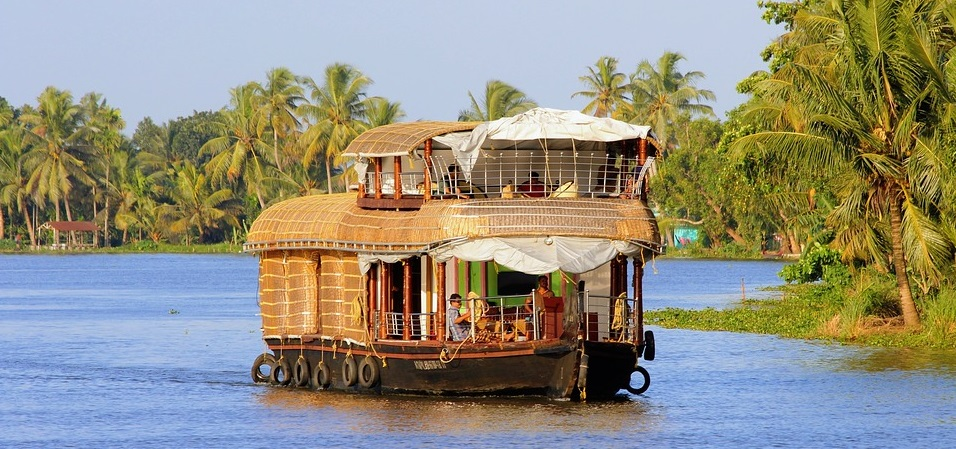 5 mejores remansos de Kerala