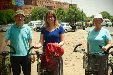 Same Day Agra tour from Chennai