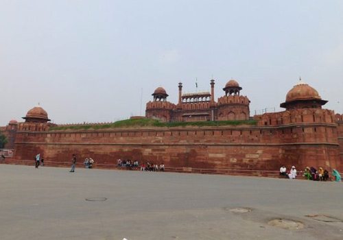 Red Fort Delhi Trip