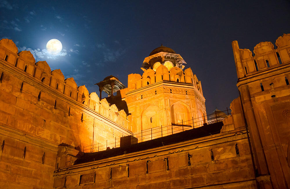 History in Agra