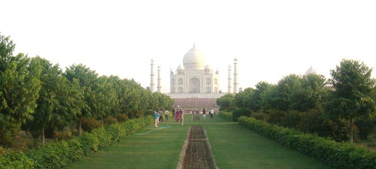 History of Mehtab Bagh in Agra, India