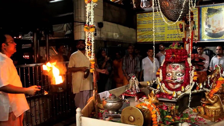 mangleshwar temple