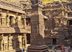 Ajanta and Ellora caves