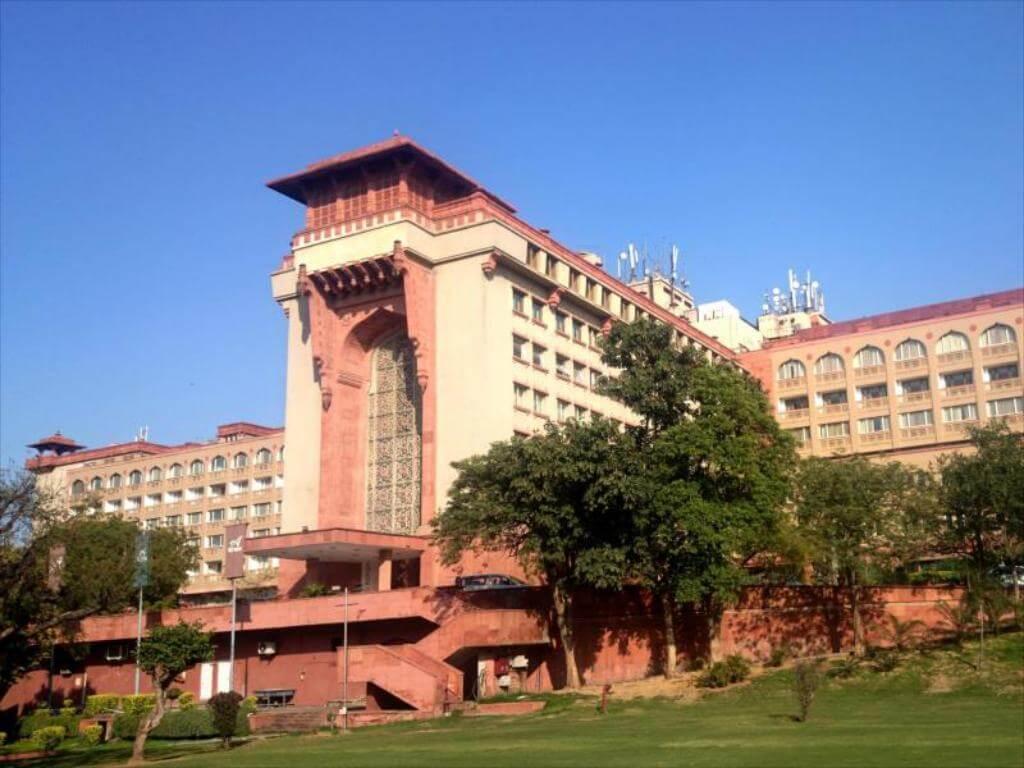 Ashoka Hotel delhi