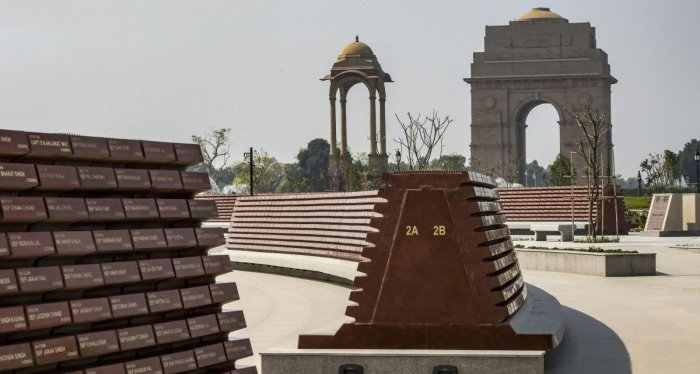 Memorials Of National Leaders Delhi