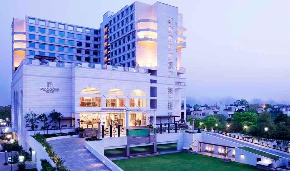 Piccadily hotel delhi