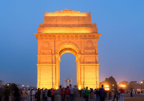 India Gate Delhi Pic in Rajasthan Varanasi Itinerary