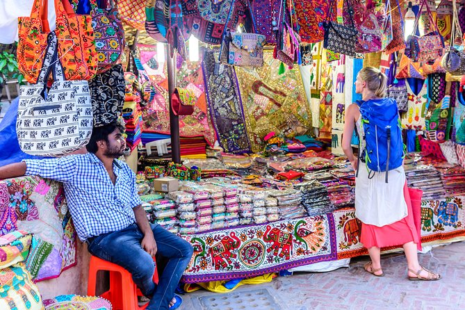 Shopping Experience in Delhi