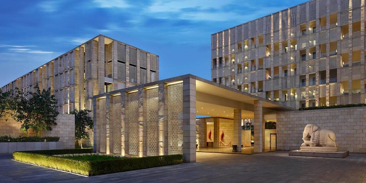 The Lodhi Hotel Delhi