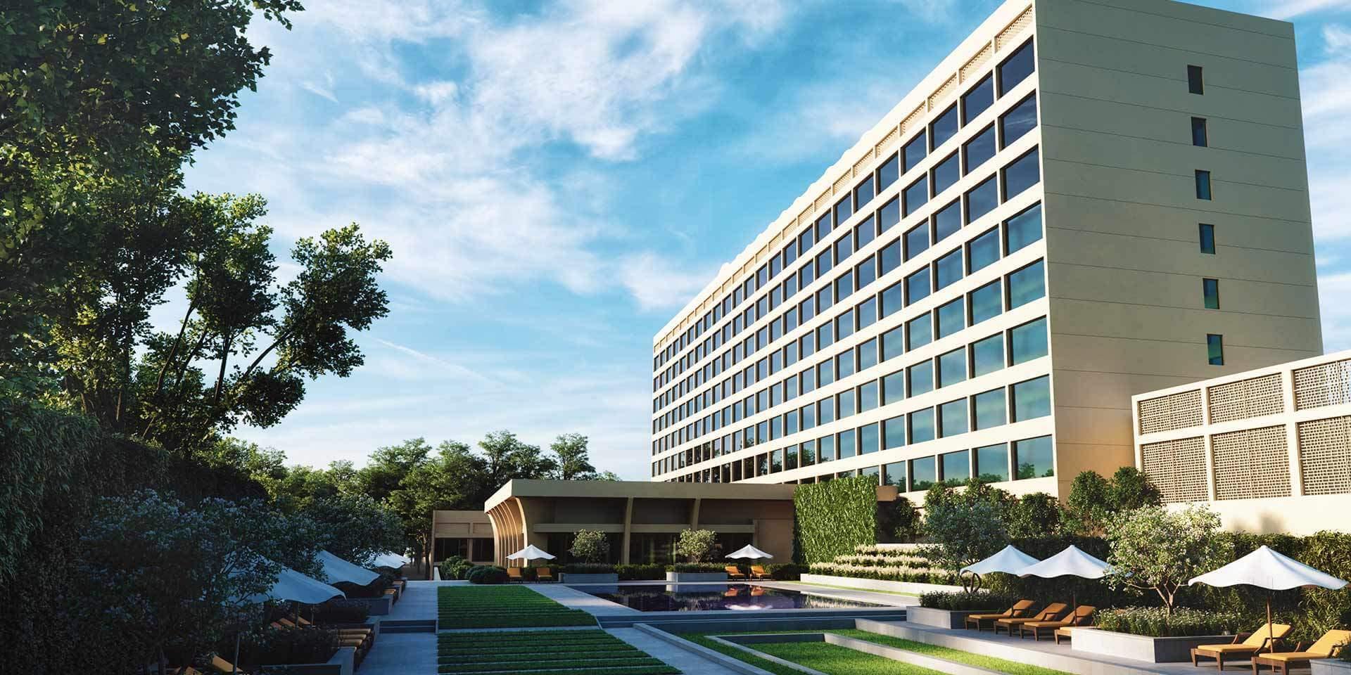 The Oberoi Hotel Delhi