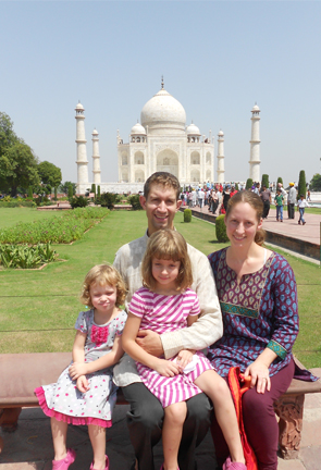 Family Holiday India