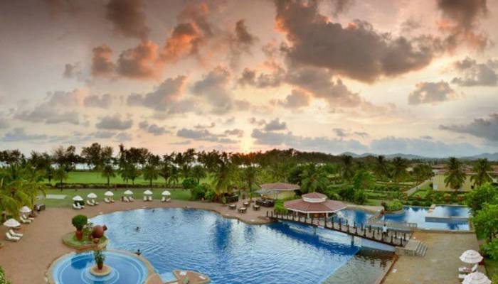 The Lalit Golf Spa Resort Goa
