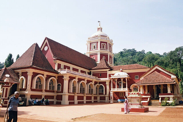 Monuments in Goa