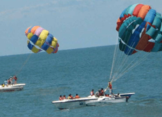 Adventurous activities in Goa