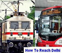 how-to-reach-delhi