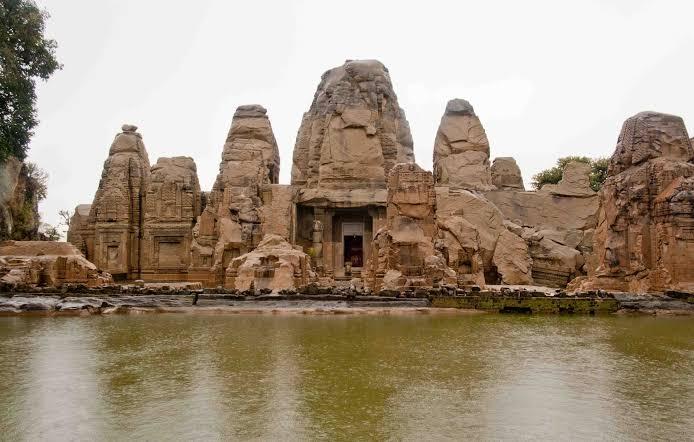 Masroor Cut Temple