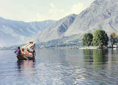 Scenic beauty of Kashmir