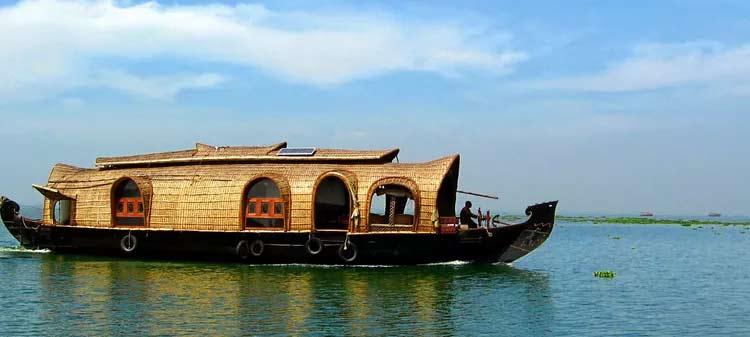Backwater Destinations Of Kerala