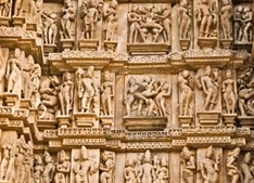 Khajuraho North India