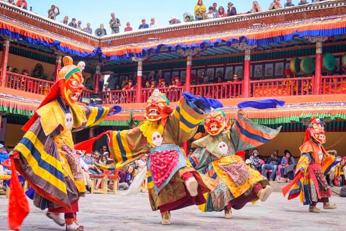 Losar in Ladakh
