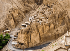 Land of High Passes - Ladakh