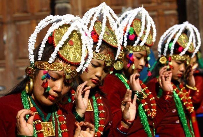 Nepali Dance & Music