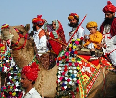 13 Days Rajasthan Culure tour