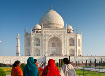 one day taj mahal tour