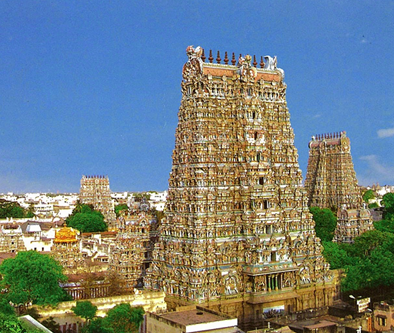 7 Days South India Temple