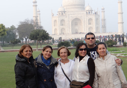 Experience Taj Mahal. Private Tour