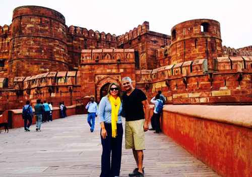 Agra Fort Rajasthan Itineray day 16 visit