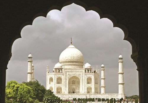 Taj Mahal Tour From Delhi Train