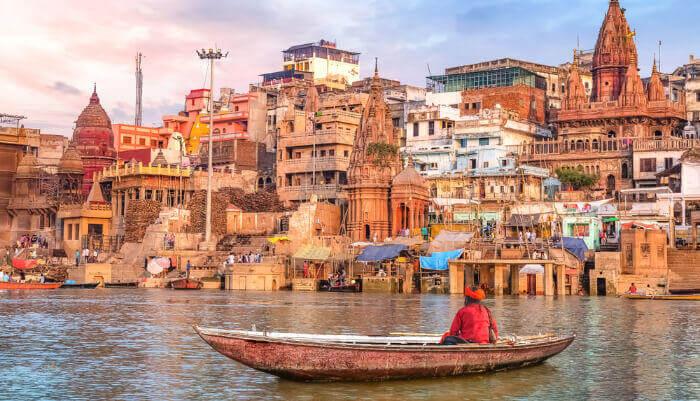 Temples of Varanasi