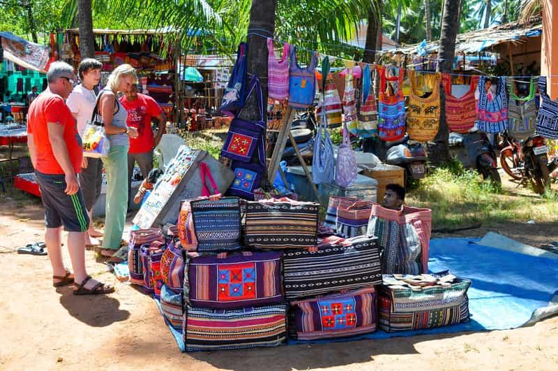 Things to buy in Goa