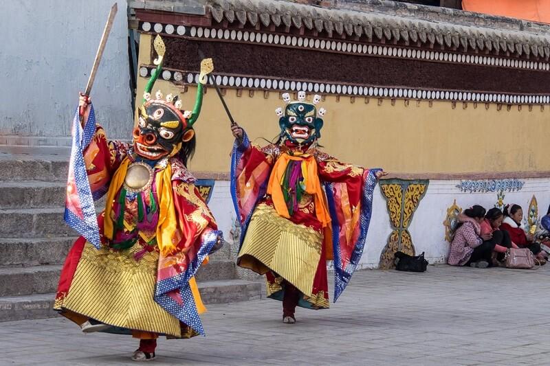 Losar Tibetian New Year