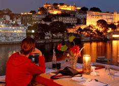 Honeymoon in Udaipur
