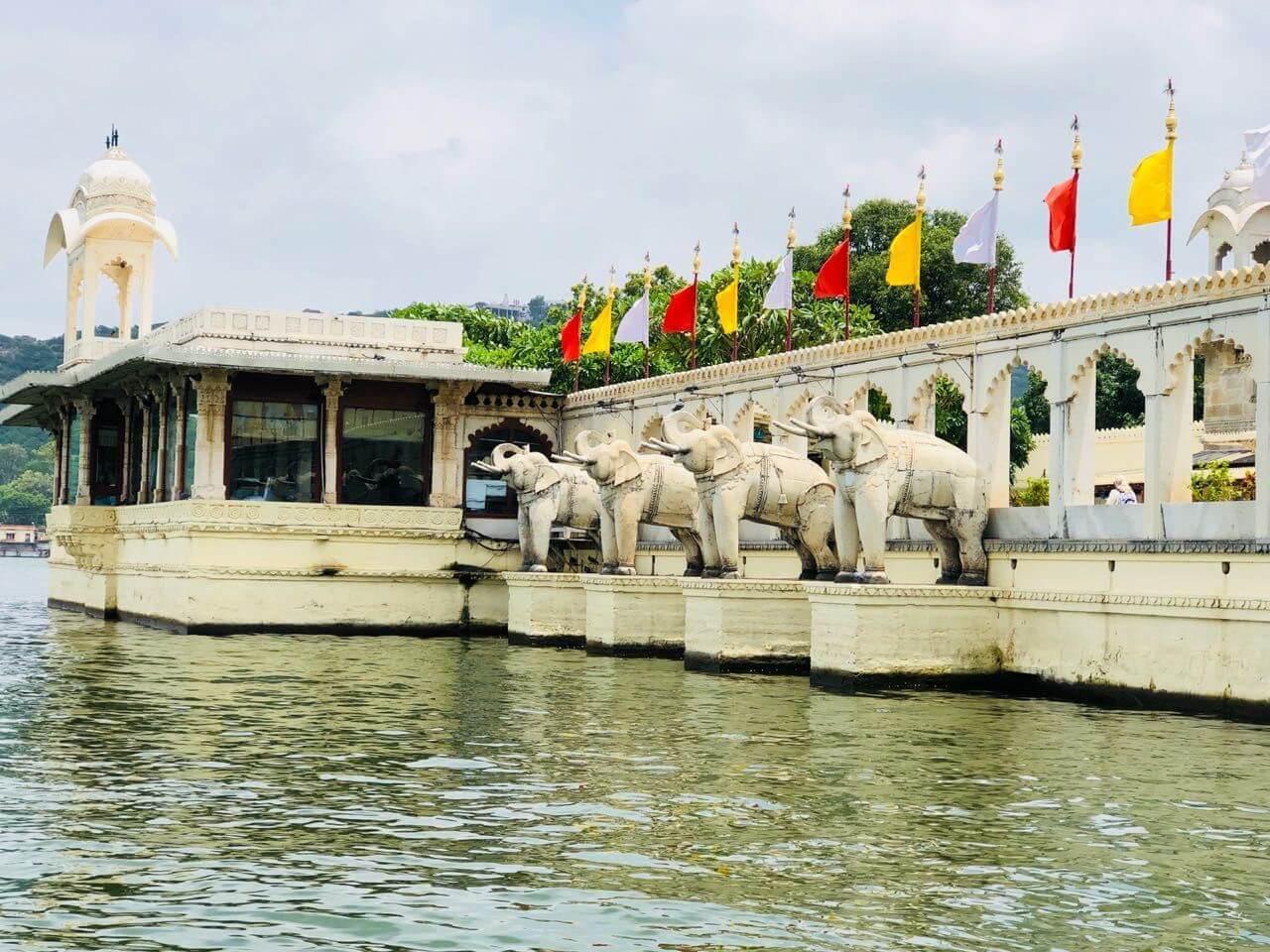 Jag Mandir Palace Udaipur