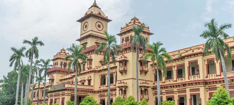 Banaras Hindu University In Varanasi Bhu History