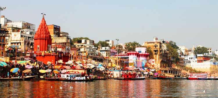 Dashashwamedh Ghat Varanasi Famous Ganga Aarti