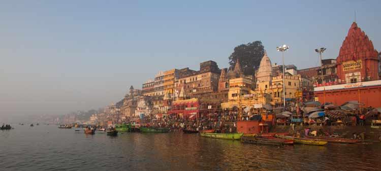 Ganges River in Varanasi - History, Attractions & Location