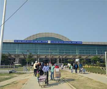 Lal Bhadur Shastri International airport