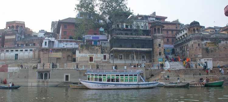 Lalita Ghat in Varanasi