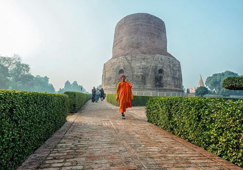 Sightseeing Tour of Sarnath