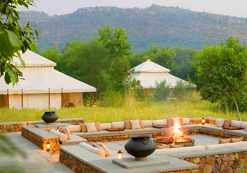 Luxury Resort in Ranthambore National Park